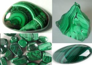Photo malachite